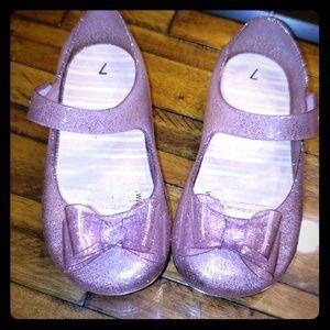 Other - Light lavender jelly sandals